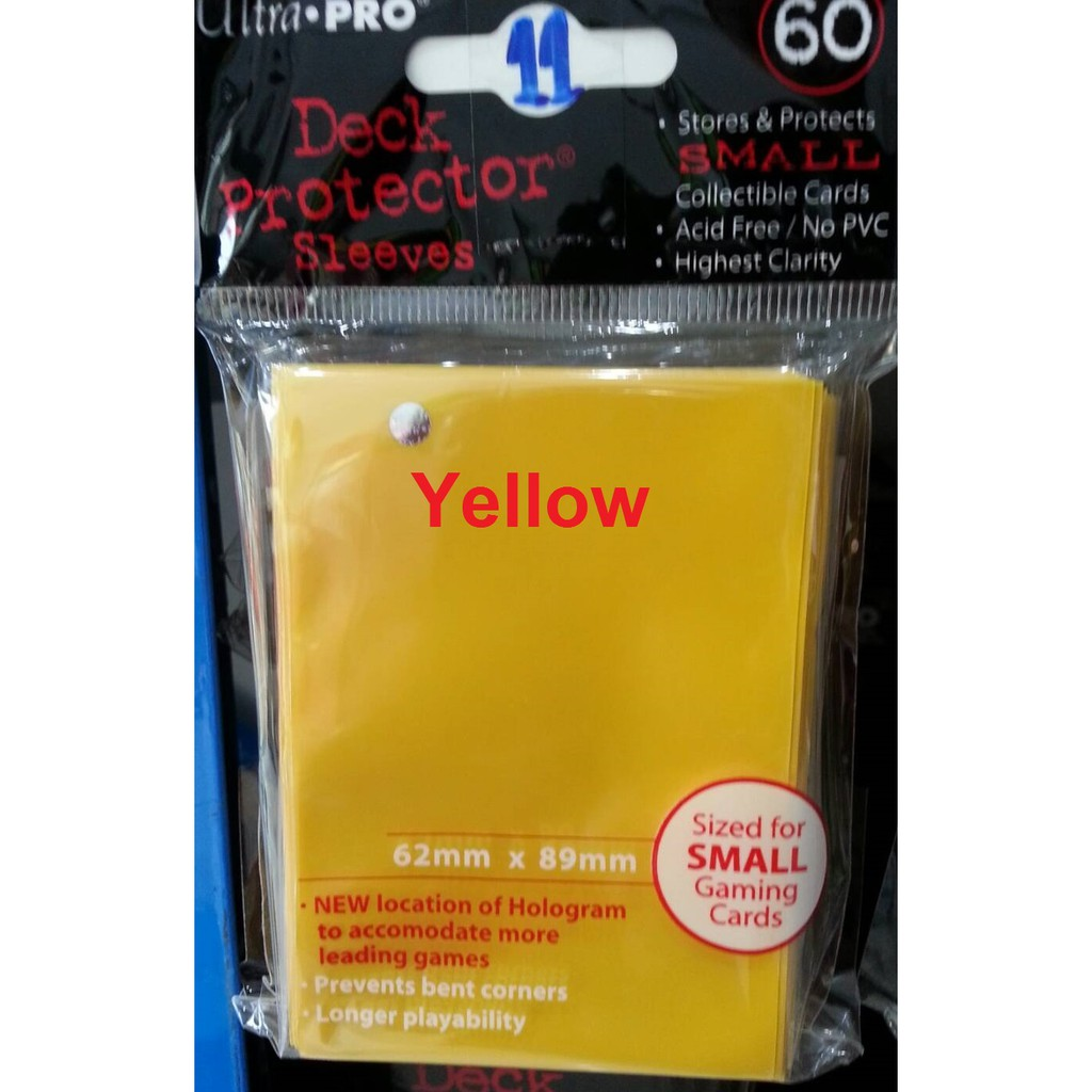 ULTRA PRO sleeve Standard Clear Deck Protectors PROTECTION CARTE POKEMON MAGIC