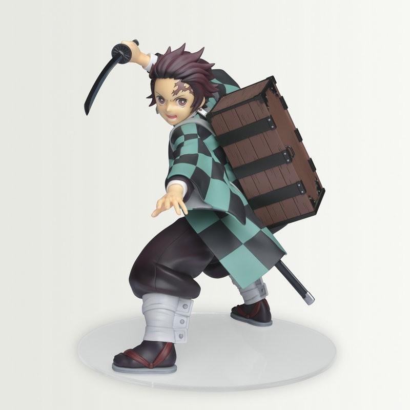 ¤SEGA Demon Slayer Blade Tanjiro Kadomon Backpack SPM Scenery Figure Boxed Model
