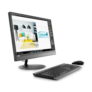 Computer All In One (AIO) Lenovo 520-22ICB-F0DT003ETA (21.5) Silver