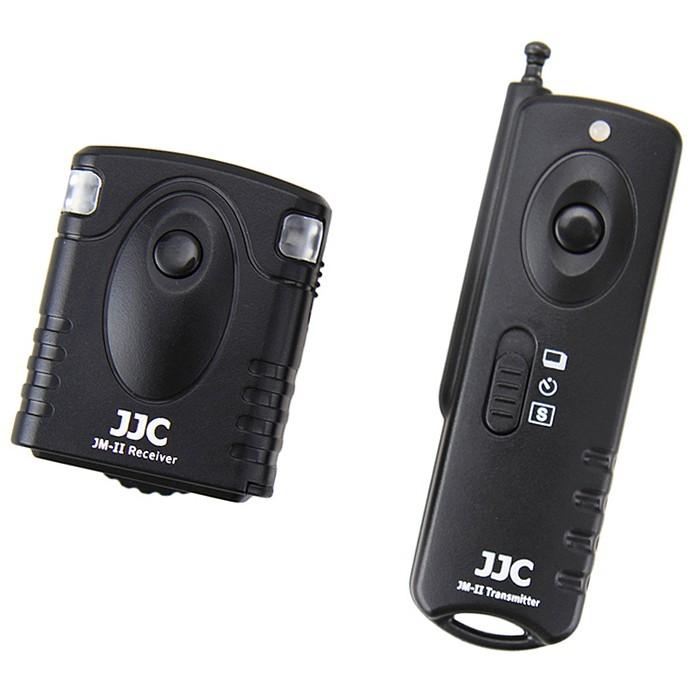 JJC Wireless Remote Control for OLYMPUS OM-D E-M1 Mark II OM-D E-M1X as RM-CB2