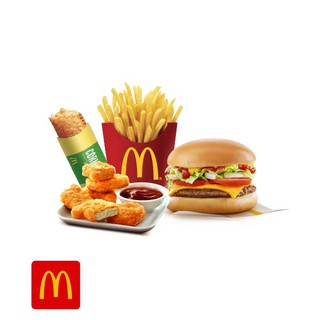 McDonald's [Scan & Pay] ส่วนลด ฿25