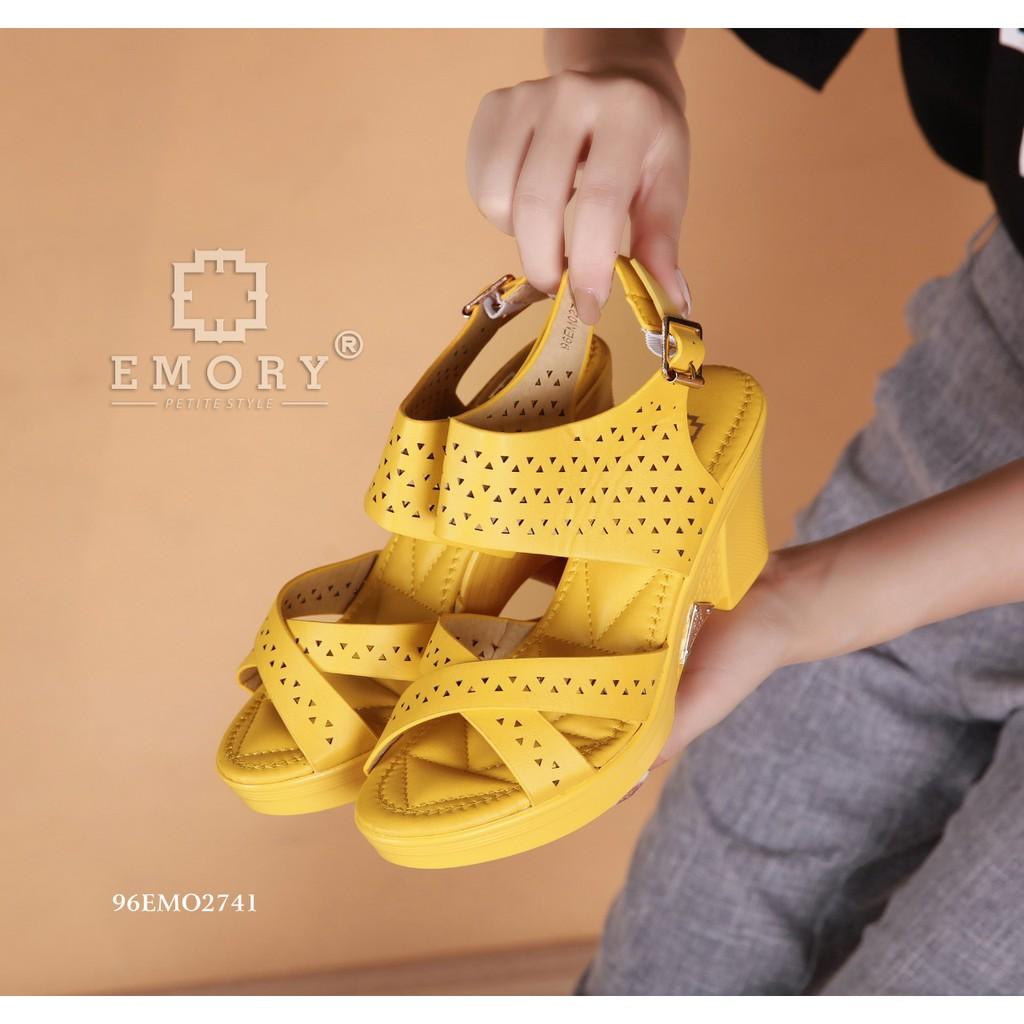 96Emo2741 E M O R Y Devy รองเท้าผ้าใบ (BDG)