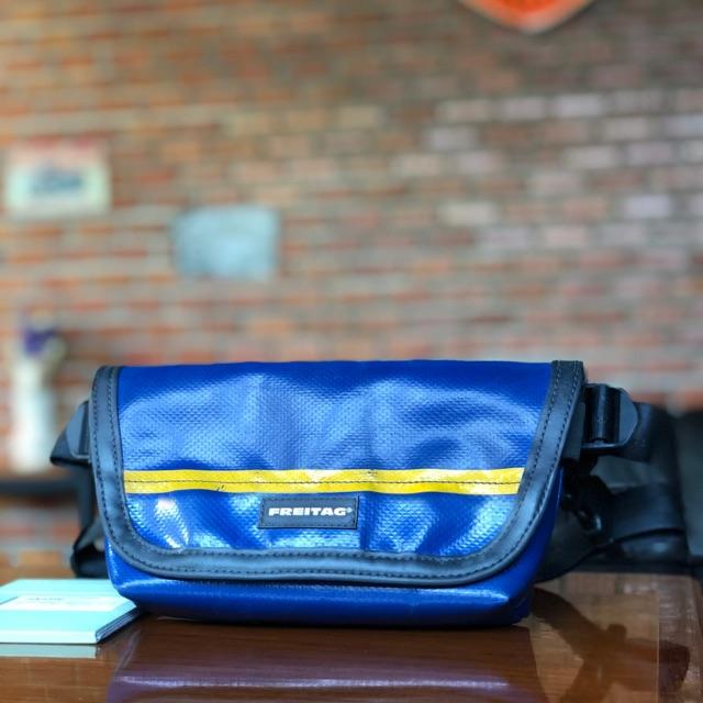 กระเป๋า freitag รุ่น jamie (หมี่เหลือง)