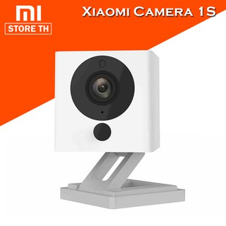 Original กล้องวงจรปิด Xiaomi Square Smart IP Camera Wifi 1080P Xiaofang 180องศา