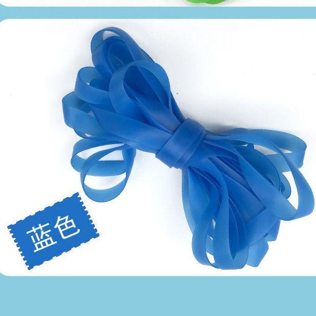 เชือกยืดหยุ่น รูปทรง สําหรับใช้ในการเล่นโยคะ ออกกําลังกาย✣ยางรัดกระโดดเด็ก ยืดหยุ่นสูง ทนทาน เชือกยางยืดนักเรียนประถม เช