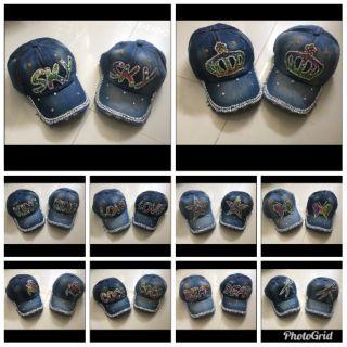 หมวกแก๊ปยีนส์มาใหม่20แบบเทรนด์2019