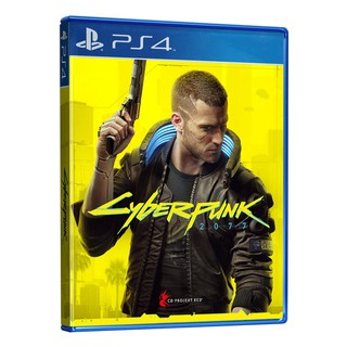 [Pre-Order] PlayStation PS4: Cyberpunk 2077 Standard Edition | R3 | Asia | English สินค้าวางจำหน่าย 19 Nov, 2020