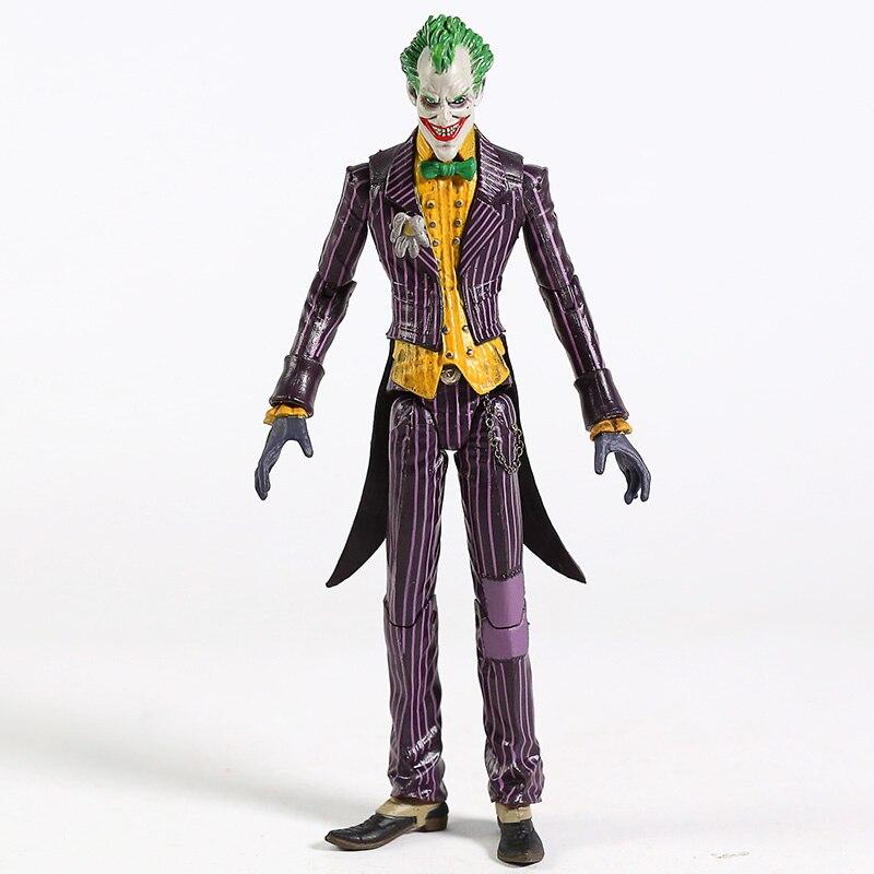 "Joker PVC Action Figureของเล่นสะสม7 ""18ซม"