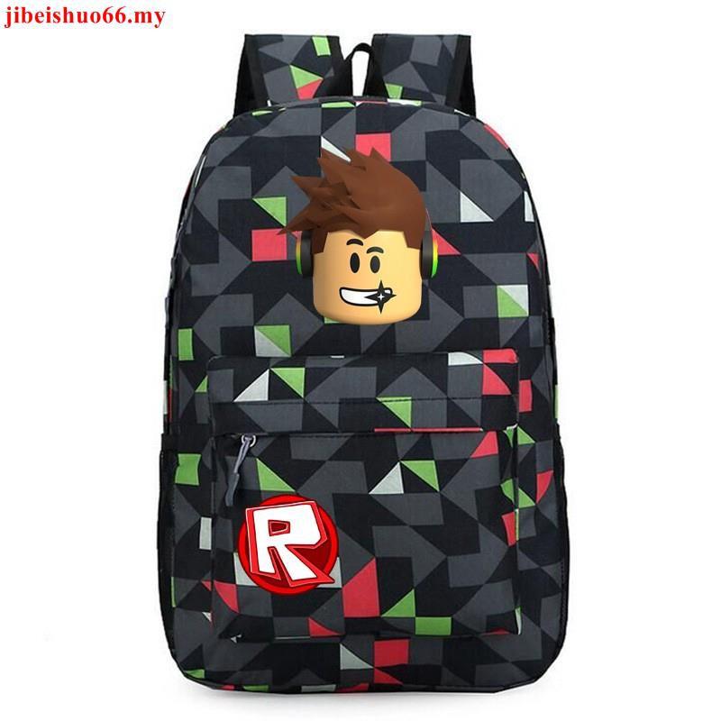 Roblox กระเป๋าเดินทางกระเป๋านักเรียน