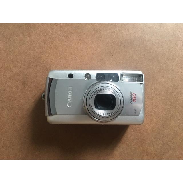กล้องฟิล์ม Canon Autoboy 180