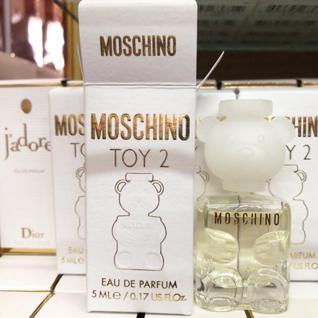 �ล�าร���หารู��า�สำหรั� Moschino Toy 2 Eau de Parfum
