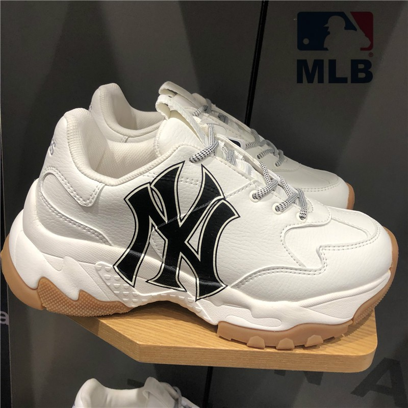 ✨🔥ถูกที่สุด!!พร้อมส่ง New MLB BOSTON  รองเท้ากีฬารองเท้าอเนกประสงค์  สูง 6CM
