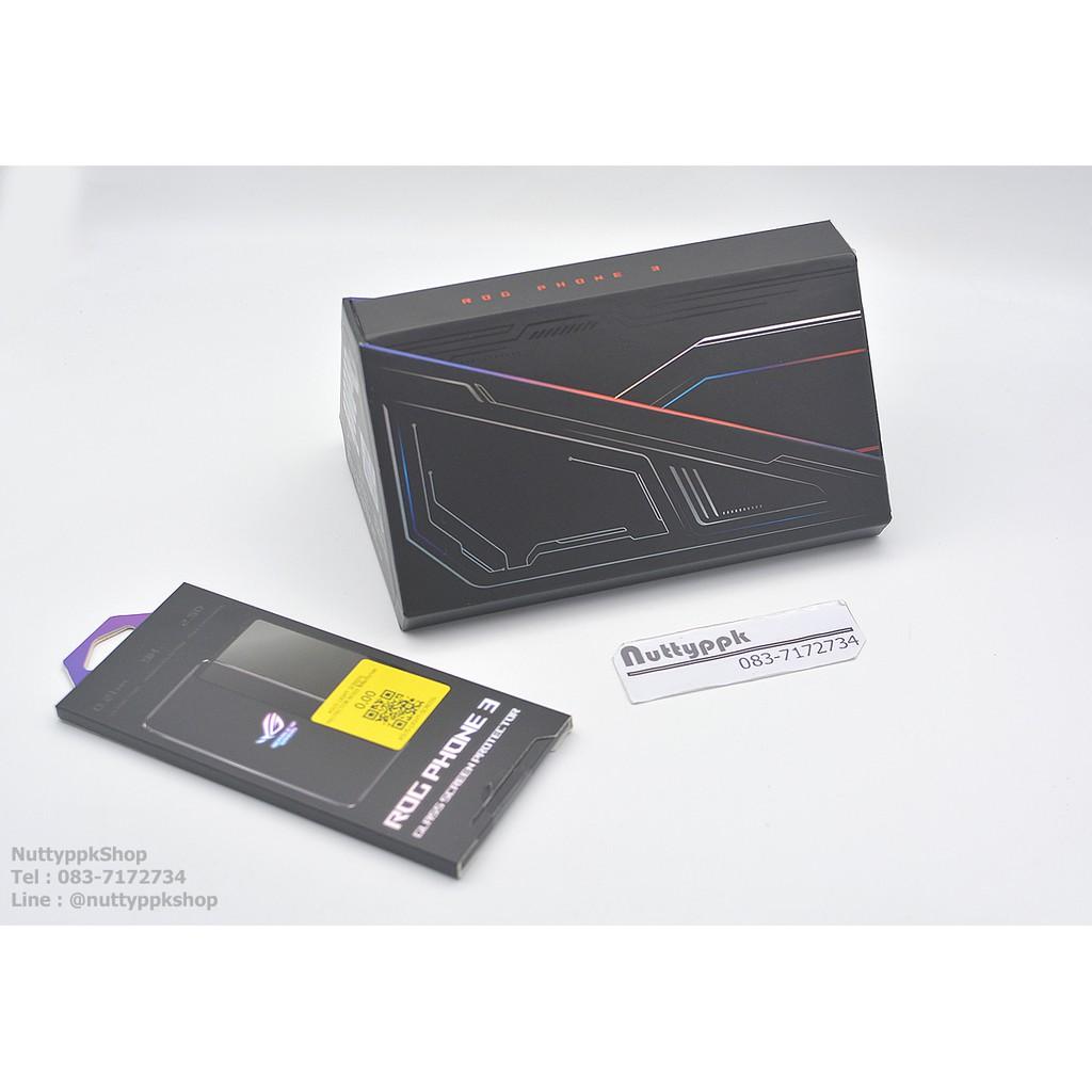 ASUS ROG Phone 3 Strix Edition ศูนย์ไทย สภาพใหม่หมดจรด อายุไม่กี่วัน ประกันเกือบเต็มปี ยกกล่อง พร้อม AeroActive Cooler