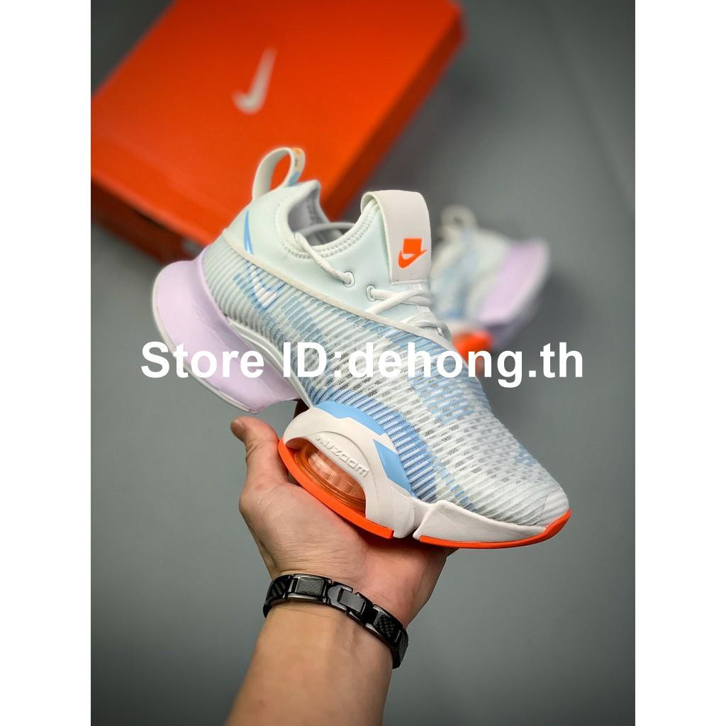 【dehong.th】Nike Air Zoom SuperRepรองเท้าบาสเก็ตบอลรองเท้ากีฬา