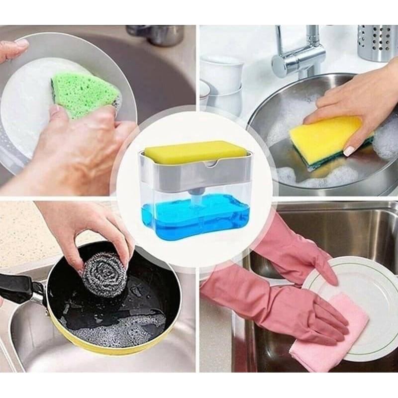 ที่ปั๊มน้ำยาล้างจาน