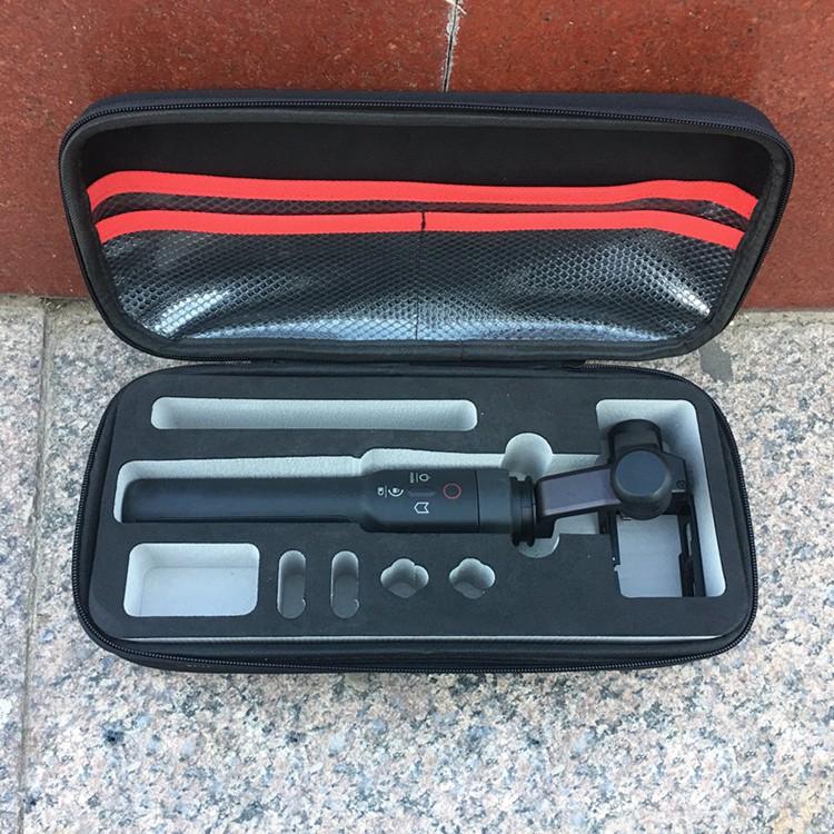 Carrying Bag Hard Case for Gopro Karma Grip Hero 6//5 Gimbal Stabilitzer Travel