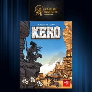Review Kero - The Board Game