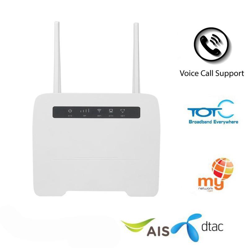 4G LTE CPE VOLTE CPE Wired/ Wireless SIM WIFI Repeater Broadband