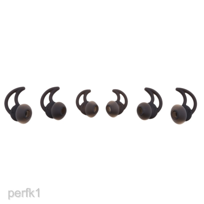Large Replacement Tips for Bose IE2 MIE2 MIE2i SIE2 SIE2i Headset series 2 ear