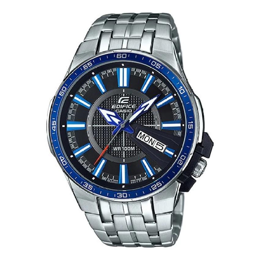 Casio Edifice นาฬิกาข้อมือผู้ชาย สายสแตนเลส รุ่น EFR-106D-1A2