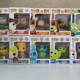 Funko Pop Disney Toy Story Bullseye pixar 520