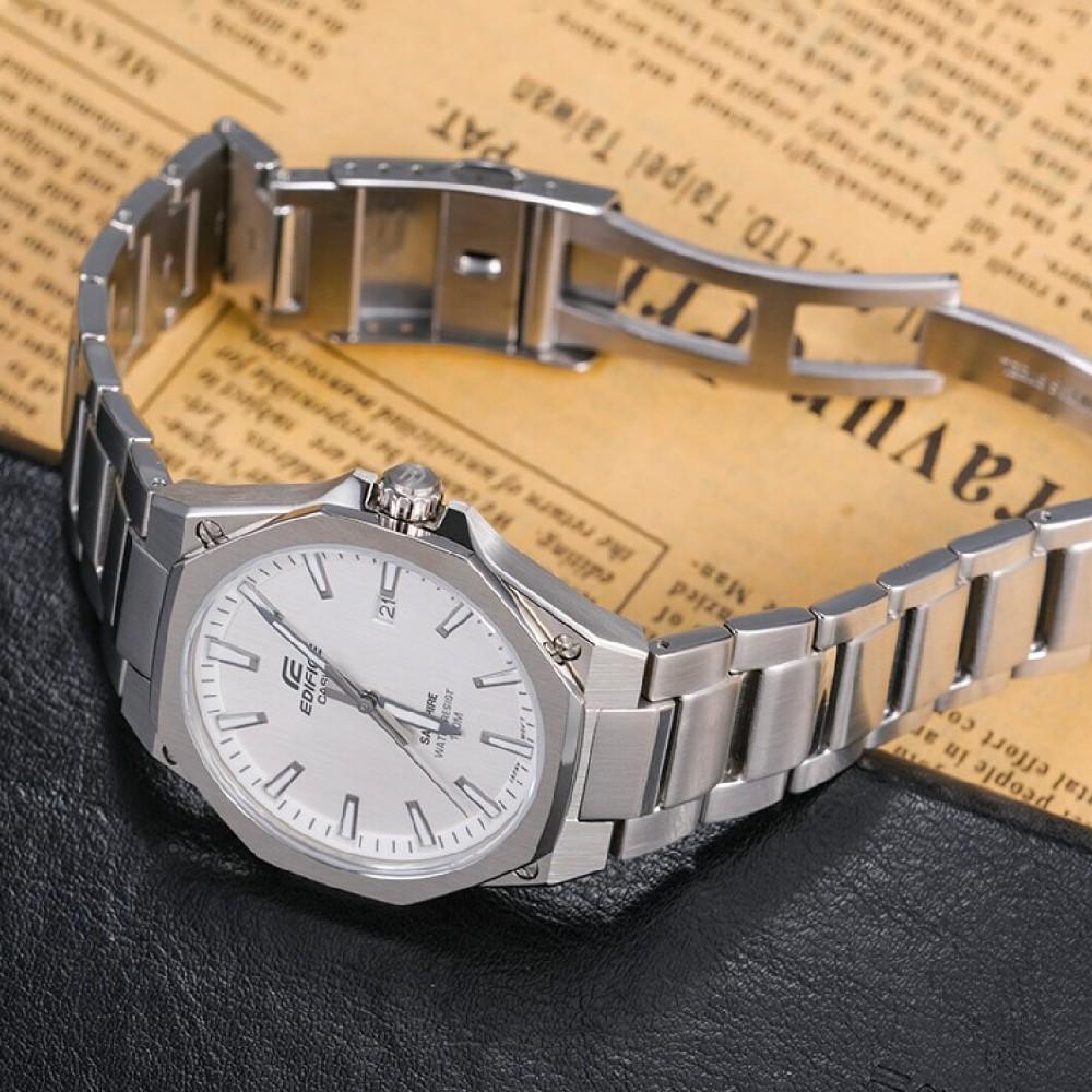 นาฬิกาข้อมือ ผู้ชาย Casio Edifice  สายสแตนเลส EFR-108D Series  รุ่น EFR-S108, EFR-S108D (EFR-S108D-1A,EFR-S108D-7A) CMG1