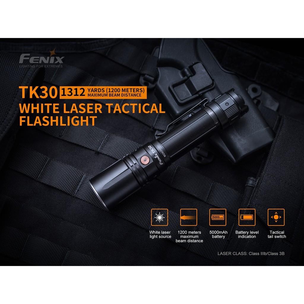 ไฟฉายFENIX TK30 Laser Beam Flashlight