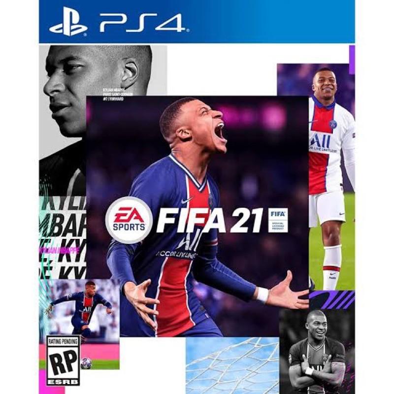 PS4 EA SPORTS FIFA 21 Coming 9 October 2020
