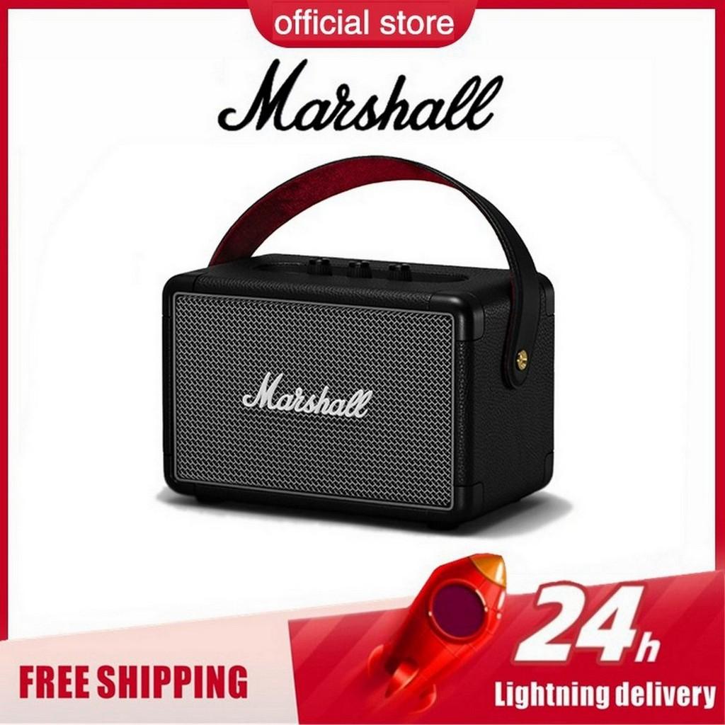 ลําโพงบลูทูธ Marshall Kilburn Ii ( 1 Year Warranty ) wmFi