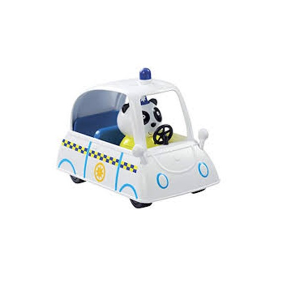Peppa Pig Vehicles /& Figures Toys NEW Police Car School Bus Boat Camper Van