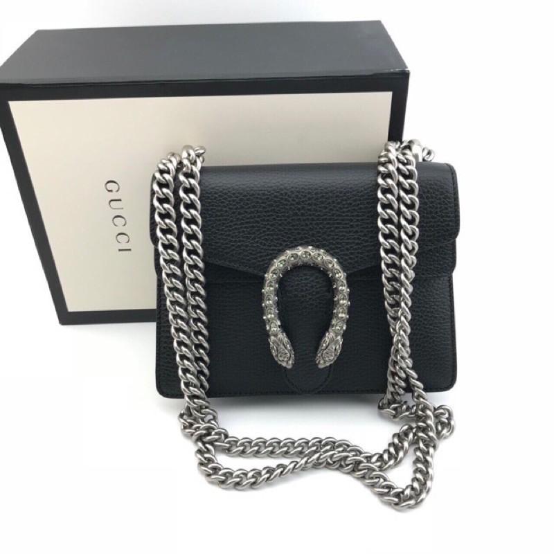 ✨การซื้อทั่วโลก✨ถูกที่สุด ของแท้ 100% Gucci Dionysus mini
