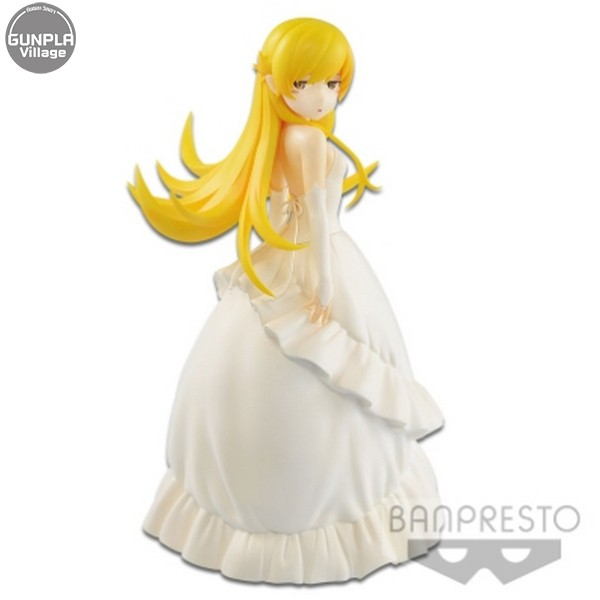Monogatari Series EXQ Figure - Shinobu Oshino Vol.2 BANPRESTO