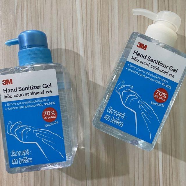พร้อมส่งทันที 3M เจลล้างมือ 3m แอลกอฮอล์ล้างมือ เจลล้างมือพกพา แอลกอฮอล์เจลล้างมือ เจลแอลกอฮอล์ล้างมือ 70% เจลอนามัย