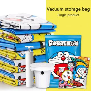 Vacuum Storage Bag Vacuum Bag Manual Pump or Electric Pump Suction Quilt Organizer Clothing Large Compression Trave