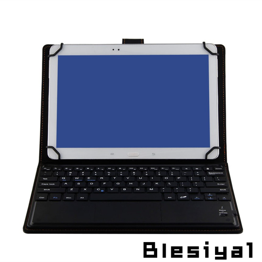 Leather Removeble Bluetooth Keyboard Case Cover Stand for Dell Venue 8pro