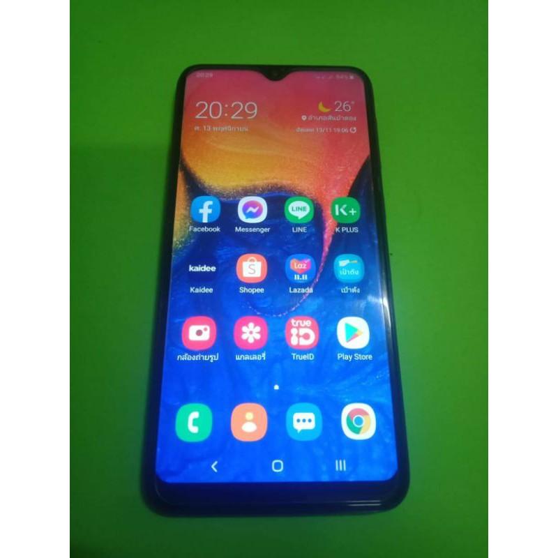 Samsung A10 มือสอง พร้อมใช้