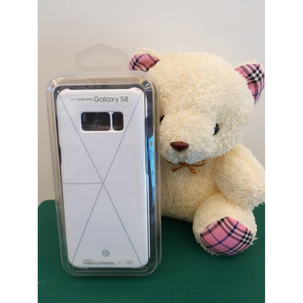 เคสมือถือ รุ่น friends samsung S8 case แท้100% จาก Shop samsung