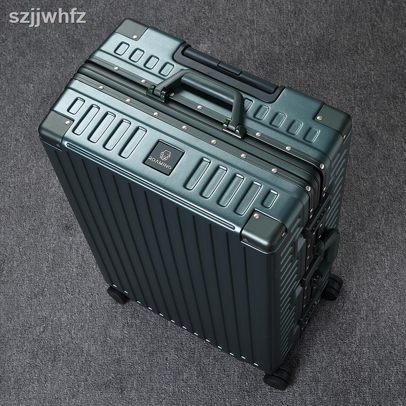 กระเป๋าเดินทางแบบอลูมิเนียม 28