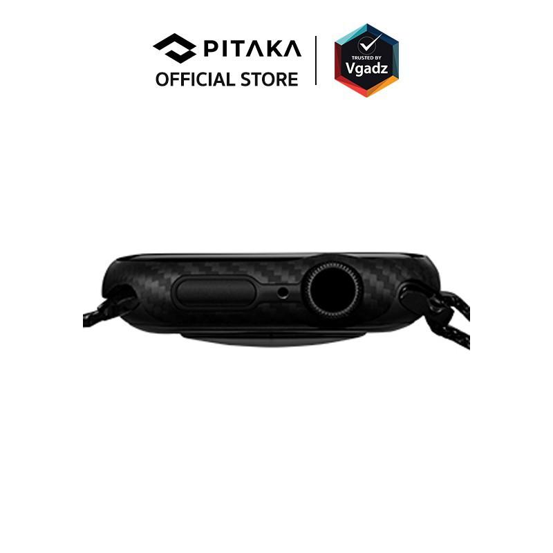 ❀[ลดเพิ่ม50โค้ดVGAD50] PITAKA รุ่น Air Case - Apple Watch Series 6/SE/5/4 (44/40mm) เคสแอปเปิ้ลวอช❧