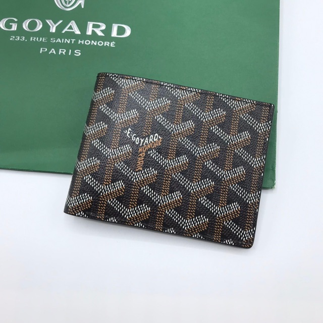 New goyard wallet 8card