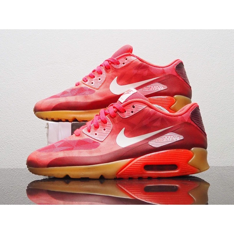รองเท้าลำลองผู้ชาย Nike Air Max 90 (มือสองสภาพดี) ใส่สบาย พื้นนิ่ม