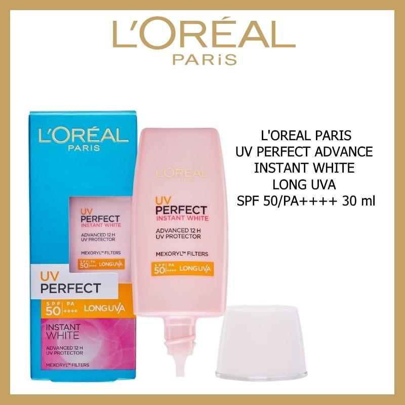 ครีมกันแดด L'OREAL PARIS UV PERFECT ADVANCED INSTANT