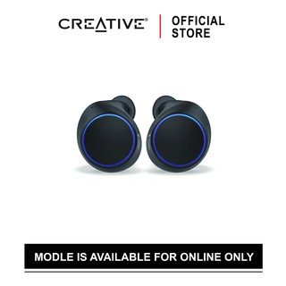 CREATIVE OUTLIER AIR True Wireless Sweatproof In-ear Headphones with 30-Hour Battery Life
