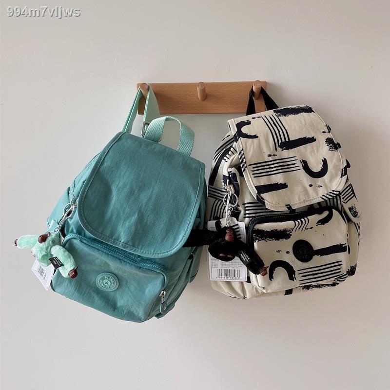 กระเป๋าเป้การ์ตูน✾₪กระเป๋าเป้ใหม่ปี 2021 กระเป๋าเป้ไนลอนขนาดเล็กเวอร์ชั่นเกาหลีกระเป๋าเดินทางสีแคนดี้กระเป๋าเป้ใบเล็กทุก