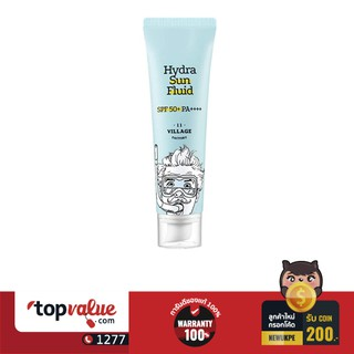 Village 11 Factory  Hydra Sun Fluid SPF50+ PA++++