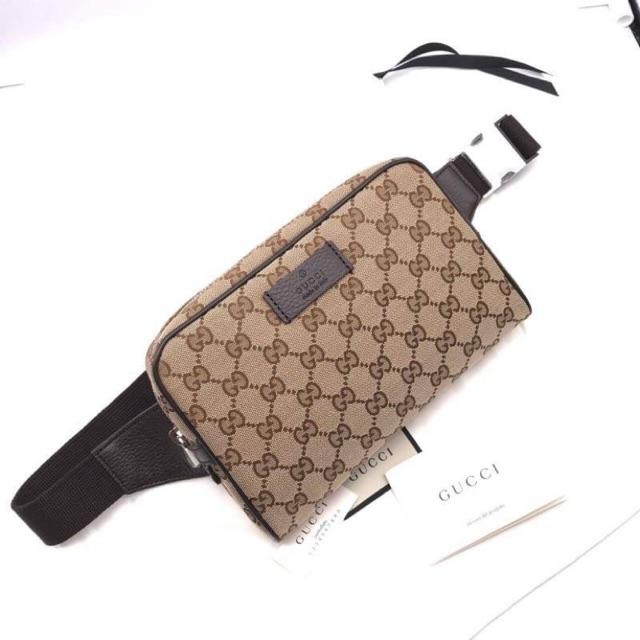 New Gucci belt bag อปก การ์ด ถุงผ้า