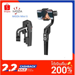 MOZA MINI-S 3-Axis Foldable Pocket-Sized Handheld Gimbal Stabilizer MINI S for iPhone X Smartphone GoPro