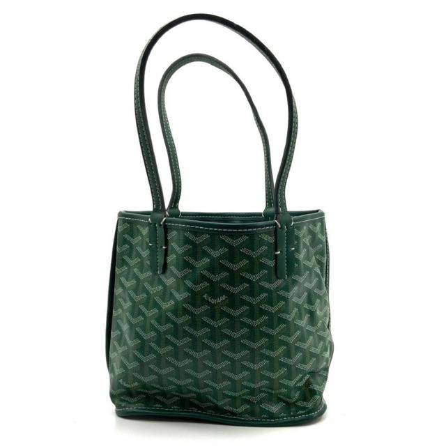 กระเป๋า goyard สีเขียว