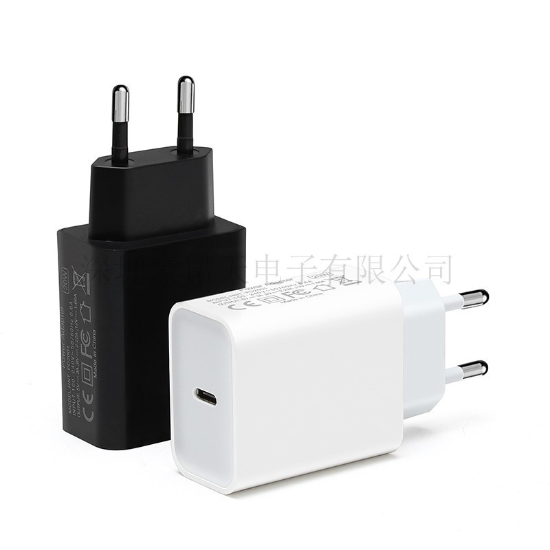 ❒♟▼20W mobile phone PD charger suitable for iphone12 charging head Apple ipad8 fast manufacturer