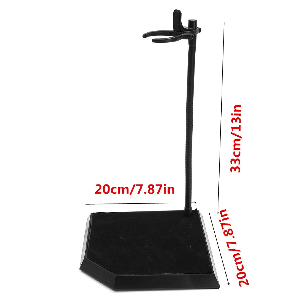Dynamic Model Bracket Stand For 1//6 Scale Hot Toys Action Figure Display Show c